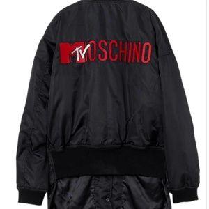 MOSCHINO X H&M BOMBER JACKET